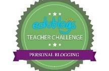 EduBlogs Teacher Challenge: Steps 1 & 2 | eLearning Industry | Scoop.it