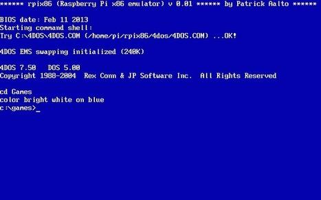 rpix86 by Patrick Aalto   Arduino, Netduino, Rasperry Pi!   Scoop.it