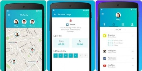 locategy, una nueva y excelente opción para la gestión del móvil de los hijos | Aprendiendoaenseñar | Scoop.it