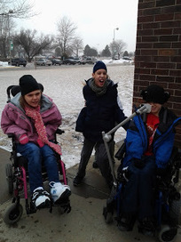 Mrs. Fitzpatrick's Blog: It's Snowing! | Teaching Technology in Special Education | Scoop.it