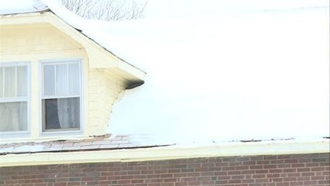 Roofs could be next problem for homeowners - WGEM   Edmonton Roof Snow Removal   Scoop.it
