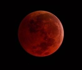 La Luna sangrará con el primer eclipse de abril   Mundo   Scoop.it
