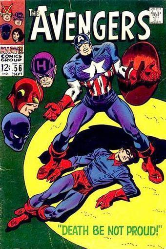BAB Classic: The Avengers: The Top 10 Stories | Comic Book Trends | Scoop.it