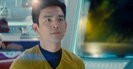 Mr. Sulu revealed to be gay in 'Star Trek Beyond,' says actor   SocialPsy.   Scoop.it
