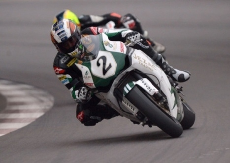 McGuinness misses out on podium - The Visitor | isle of man tt races | Scoop.it