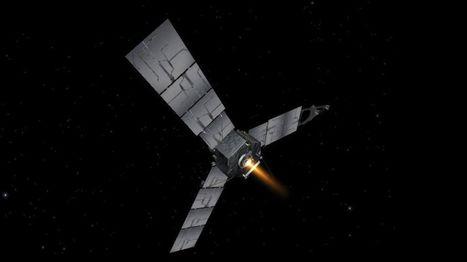 Juno mission: British rocket engine ready for Jupiter task - BBC News | Jeff Morris | Scoop.it