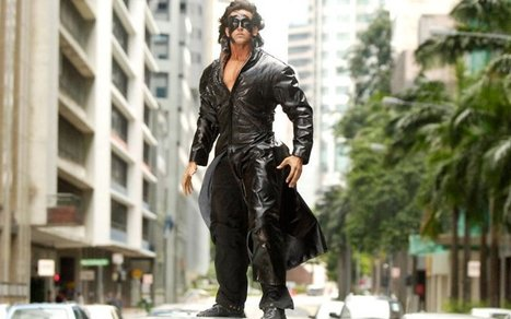 Krrish 3 Review: What the Bollywood Movie Steals From Superhero Films - Daily Beast | Indian Movies Online - Bollywood hit songs lyrics books | Scoop.it