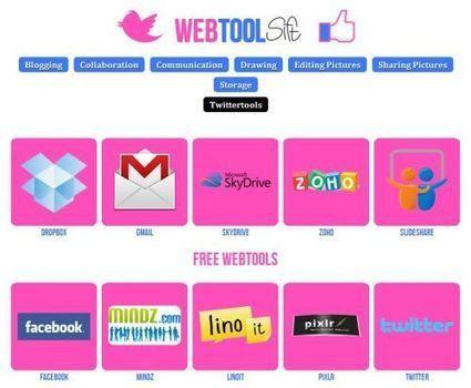 Webtoolsift: click and make a choice | Social Media & sociaal-cultureel werk | Scoop.it