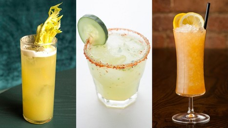 Summer Cocktail Recipes: 8 Cool Drinks from Hot New York Restaurants - Forbes | ♨ Family & Food ♨ | Scoop.it