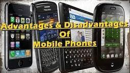 The Advantages and Disadvantages of Mobile Phone Technology | C-GPS: Technology & ICT Blog Resources | Technological Innovation & E-commerce | Scoop.it