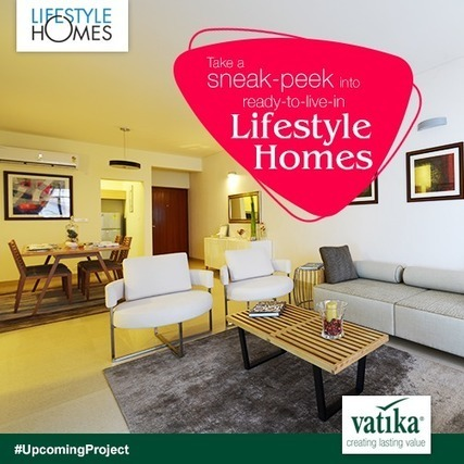 World-Class Housing: An Intrinsic Part of Gurgaon's Lifestyle | Luxury living options in Vatika Group | Scoop.it