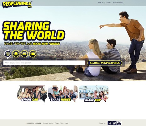 Peoplewings : Sharing the world | Inspirations, ideas, innovation, management & Other stuff | Scoop.it