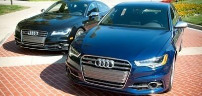 Should Enthusiast Drivers buy an Audi's S6 or Audi S7? - Automotive Discovery | Actualité Audi | Scoop.it