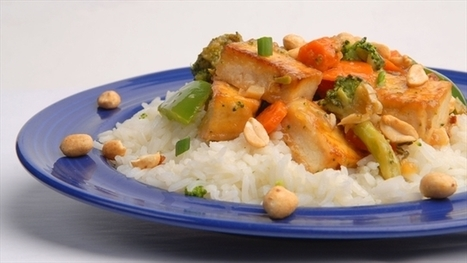 Kung Pao tofu a salute to 'Veganuary' | Delicious Recipes | Scoop.it