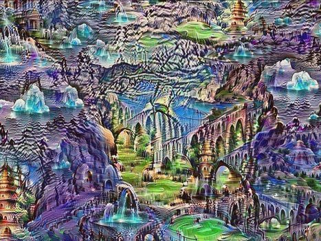 These trippy images show how Google's AI sees the world | Innovatieve technologieen | Scoop.it