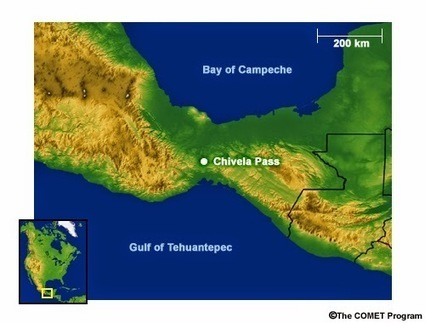 Wasatch Weather Weenies: The Central American Cold Surge | Central America | Scoop.it