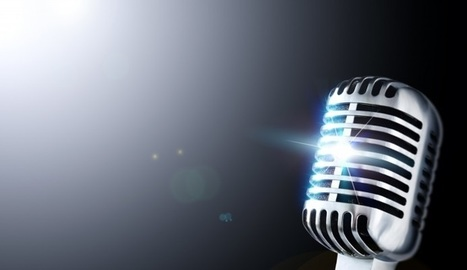 Recording Blog Posts is a Way to Find a Different Audience | Podcasts | Scoop.it