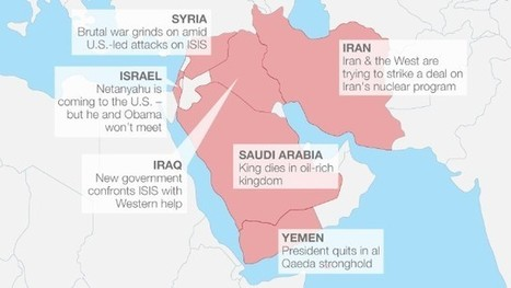 What's happening in the Middle East and why it matters - CNN | Hot of the press | Scoop.it