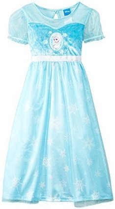 Komar Kids Disney Big Girls' Frozen Dress Up Sleep Gown | Health and Beauty Care | Scoop.it