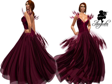 """Dea For Your Dance """"The Love"""" Dress Promo by Augusta Creations (10L) 