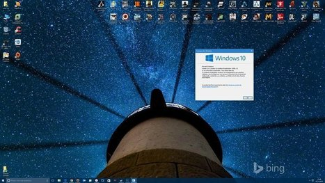 Microsoft retire la mise à jour de novembre de Windows 10 | Seniors | Scoop.it