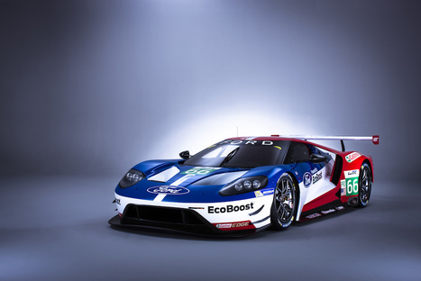 Be Amongst The First to See The All-New Ford GT FIA World Endurance Championship Challenger | Motorcycle Industry News | Scoop.it