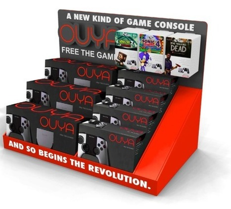 The 'people's console' hits mainstream: Ouya Android devices come to Target ... - VentureBeat | Android On Stick | Scoop.it