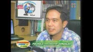 CreatiVoices Feature on ABS-CBN's Kabuhayang Swak na Swak | THE VOICEMASTER | Scoop.it