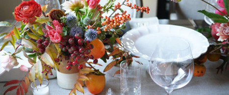 Thanksgiving Craft Ideas For Adults - Huffington Post Canada   Black Friday and Thanksgiving ESL - EFL resources   Scoop.it