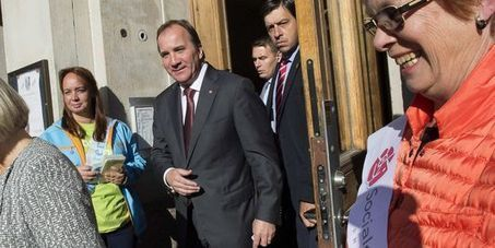Suède : victoire de la gauche et percée de l'extrême droite | Union Européenne, une construction dans la tourmente | Scoop.it