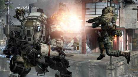 One Titanfall player has already hit the maximum level | Discover Entertainment | Scoop.it