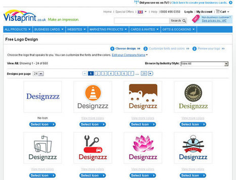 11 Best Logo Generator Tools | xposing world of Photography & Design | Scoop.it