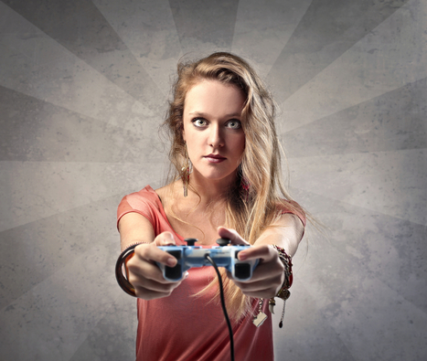 Film Victoria Is Trying To Get More Women Into Games   Games, gaming and gamification in Higher Education   Scoop.it