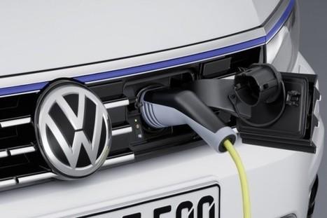 Volkswagen Passat GTE Plug-In Hybrid unveiled - Autospress.com | otomotive news | Scoop.it