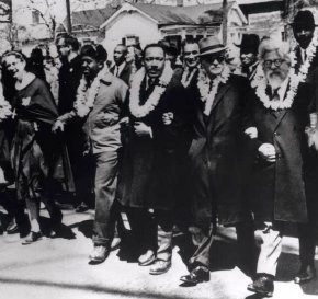 Remembering the 1965 civil rights march from Selma to Montgomery | The Christian Century | black-flame-x | Scoop.it