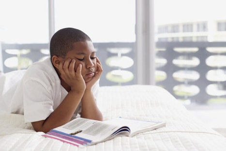 Ways to encourage reluctant readers to enjoy reading - Parentdish   Children and reading   Scoop.it