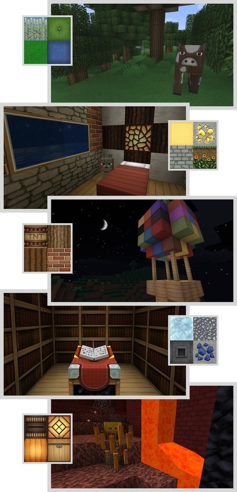 Soartex Fanver Resource Pack 1.7.9, 1.7.2, 1.6.4 | Minecraft Resource Packs Archives | Minecraft Resource Packs 1.7.10, 1.7.2 | Scoop.it