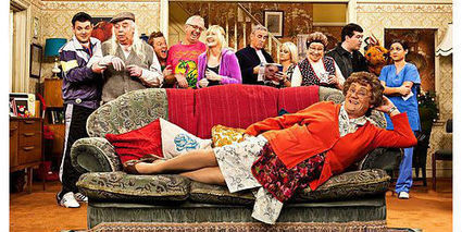 Mrs Brown's Boys to air Christmas specials for the next five years | myproffs.co.uk - Entertainment | Scoop.it