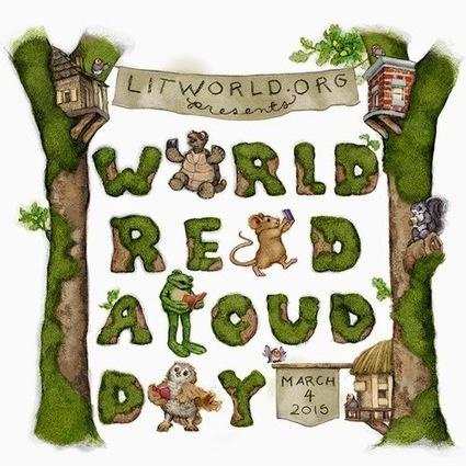 School Librarian in Action: World Read Aloud Day 2015   School Librarian In Action @ Scoop It!   Scoop.it