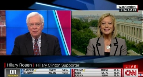 #FF biased CNN #disinfo #Underwood #Clinton ally unloads on #Bernie #Sanders rigged #US #elections #primaries | USA the second nazi empire | Scoop.it