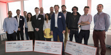Robot Lab Challenge : And the winners are… | Téléassistance | Scoop.it
