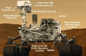 The Photo-Geek's Guide to Curiosity Rover's 17 Cameras | Wired Science | Wired.com | anything about everything | Scoop.it