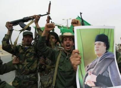 Gaddafi Loyalists Rescued Americans in Benghazi | Global politics | Scoop.it