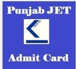 Download Punjab JET Admit Card 2014 Punjab Technical Education | Govt jobs | Scoop.it
