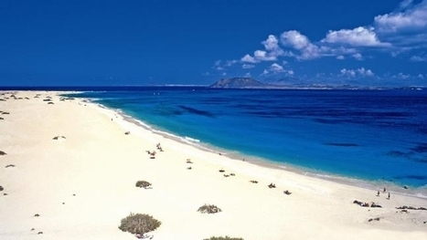 Fuerteventura: mare a 360° - Tgcom24   Fuerteventura   Scoop.it