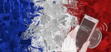 RFID: La NFC arrive en France, de plus en plus de magasins équipé ... | Un Supermarché  Full NFC | Scoop.it