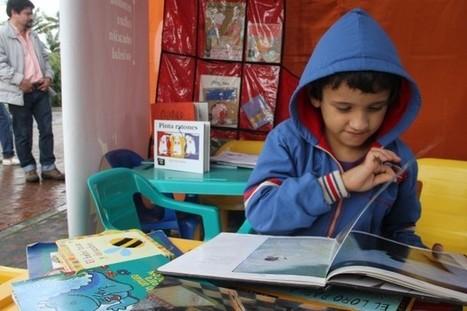 Despierte en sus hijos el gusto por la lectura | promocion a la lectura | Scoop.it