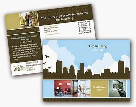 The Secret To Effective Post Card Marketing Through Home Valuation Postcards | National Broadcasting | Real Estate Agent Marketing | Scoop.it