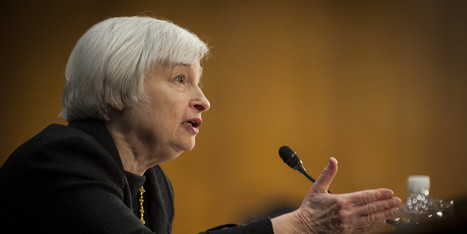 Janet Yellen Shames GOP For Austerity, Being Terrible | Sustain Our Earth | Scoop.it