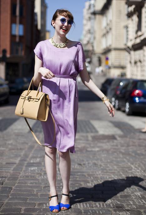 glamcanyon: helsinki: lady violet | Finland | Scoop.it